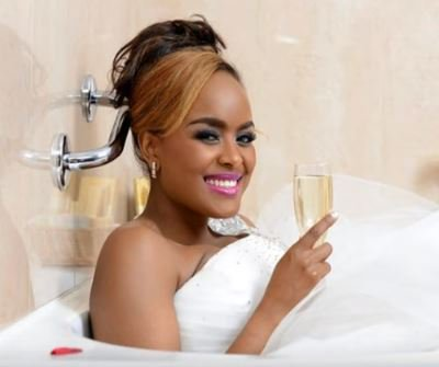 Irrefutable proof that sultry singer Avril Nyambura is heavily pregnant