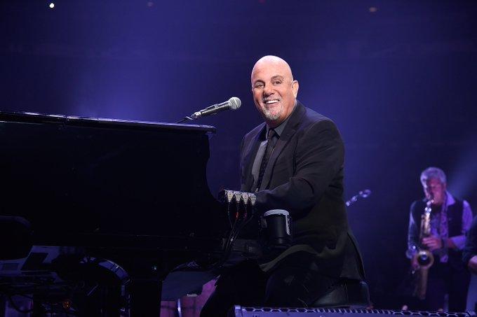 Happy 69th birthday to Billy Joel!  Nice.