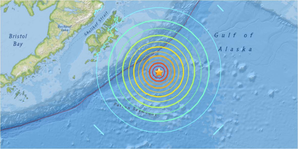 Alerta de #Tsunami en el Pacífico por terremoto de 8,2 en #Alaska - https://t.co/T4vM2u6I6E https://t.co/CICp7kJqco