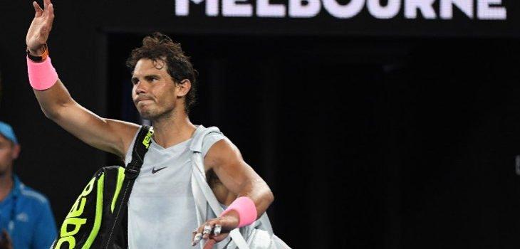 Nadal se despidió del Australian Open: abandonó por problemas físicos ante Cilic https://t.co/uLak3IImhD https://t.co/ddGa8V0j1q