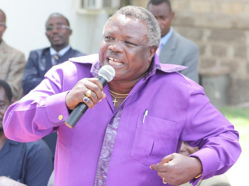100k jobs lost due to Raila and Uhuru political stand off- COTU boss Atwoli
