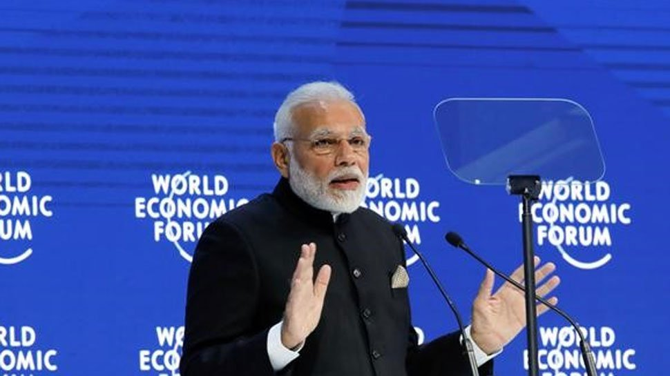 Anti-globalisation stand as much a threat as terrorism, climate change: PM Modi at Davos https://t.co/vQRhfofvyU https://t.co/MBKbsprjVn