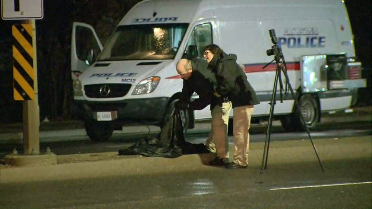 Woman struck by vehicle in Newmarket dies in hospital