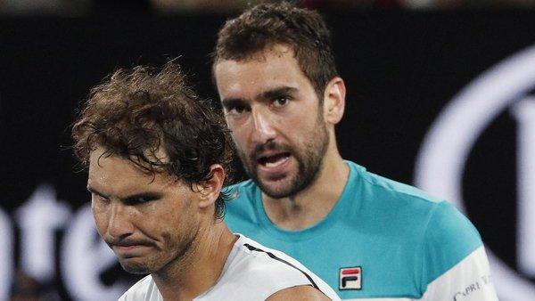 El repudiable gesto de Marin Cilic tras el abandono por lesión de Rafael Nadal https://t.co/Pb23S2X8ZP https://t.co/OftnTJzknI