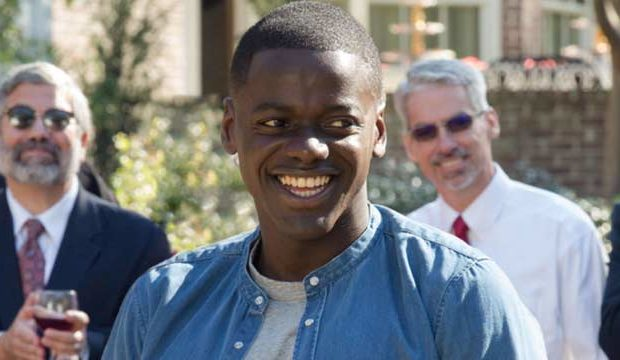 Daniel Kaluuya is nominated fo get out