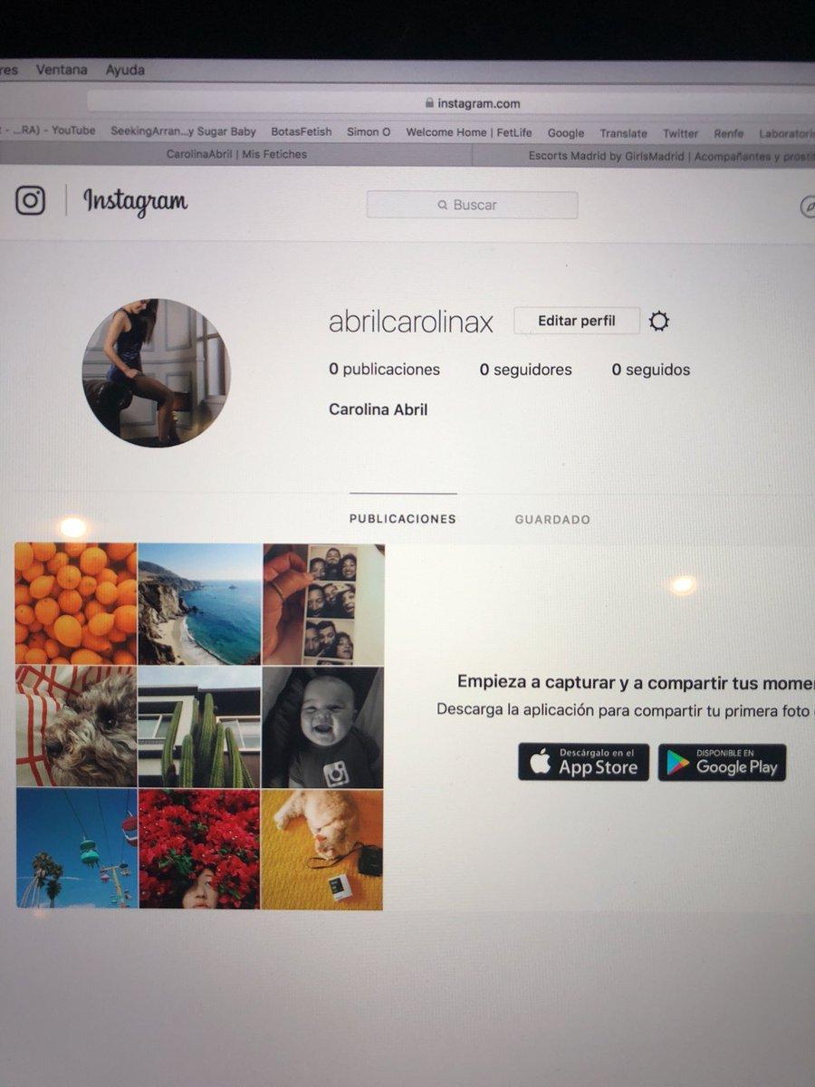 Nuevo instagram, todo el mundo RT! 6jLAudieuz