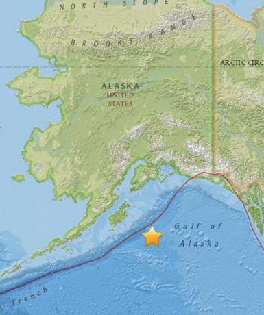 Cancelan alerta de #tsunami en el #Pacífico por sismo de 7,9 grados en #Alaska https://t.co/9Xex966tG6 #ListínDiario https://t.co/HS5sDYVSGe