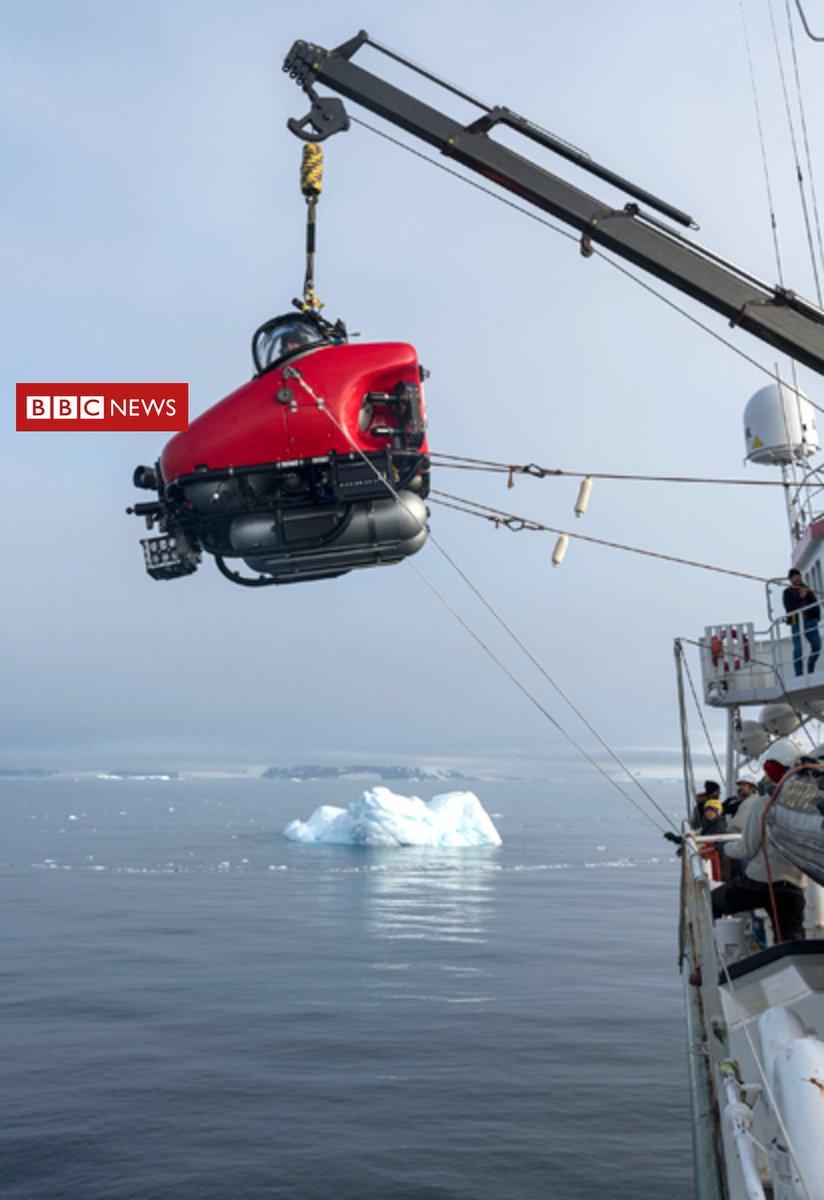 Antarctica's Weddell Sea 'deserves protected status'