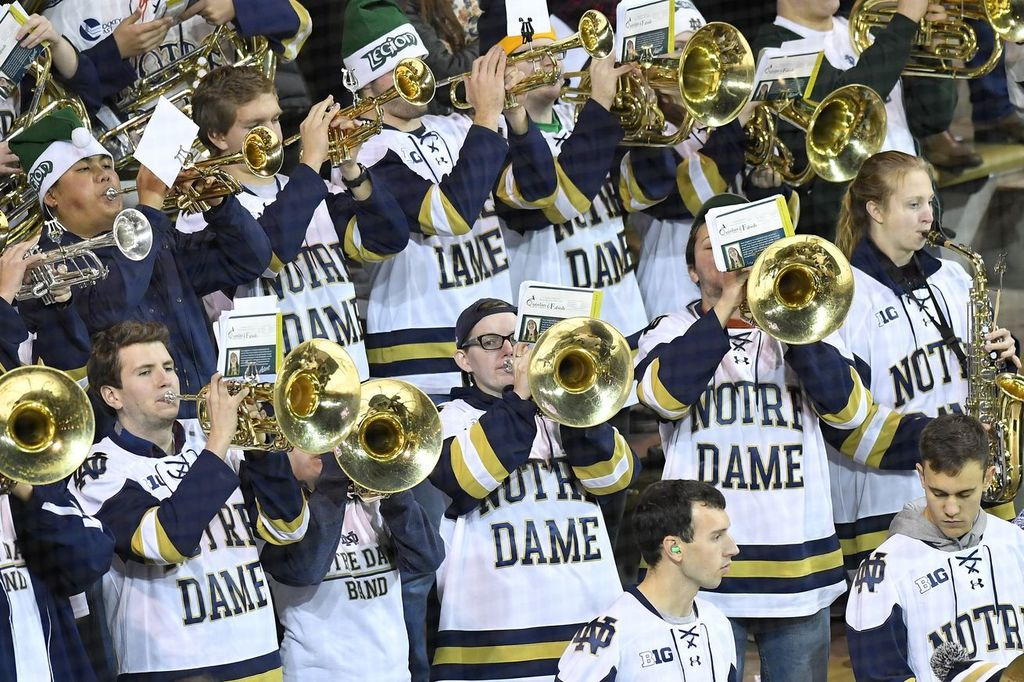 #ND #FightingIrish https://t.co/F82pkhtt2J Notre Dame Hockey: Still the One https://t.co/kmDo4JzoLL
