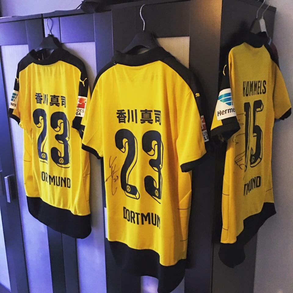 RT @SimonJRayfield: @Bundesliga_EN Nothing like my Man @S_Kagawa0317 https://t.co/1oYMjPmUhy