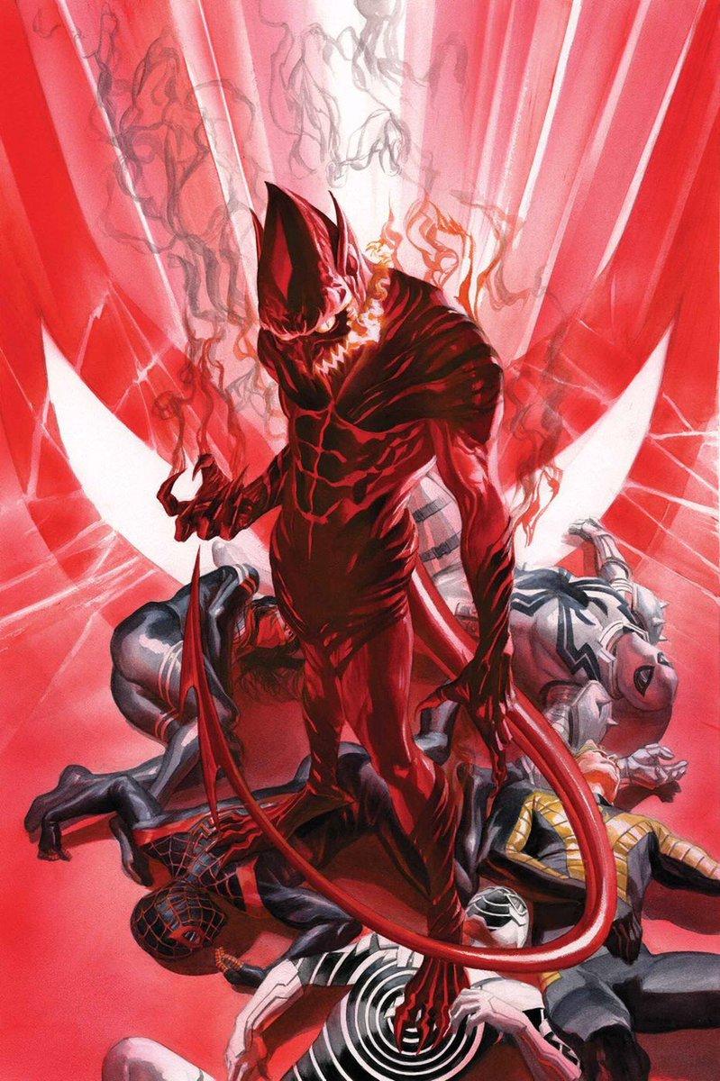 RT @thealexrossart: New- #amazing #SpiderMan covers #Marvel #WednesdayWisdom @pheltzcomics @CBR @SpiderManMovie https://t.co/5ELs1wjg4Y