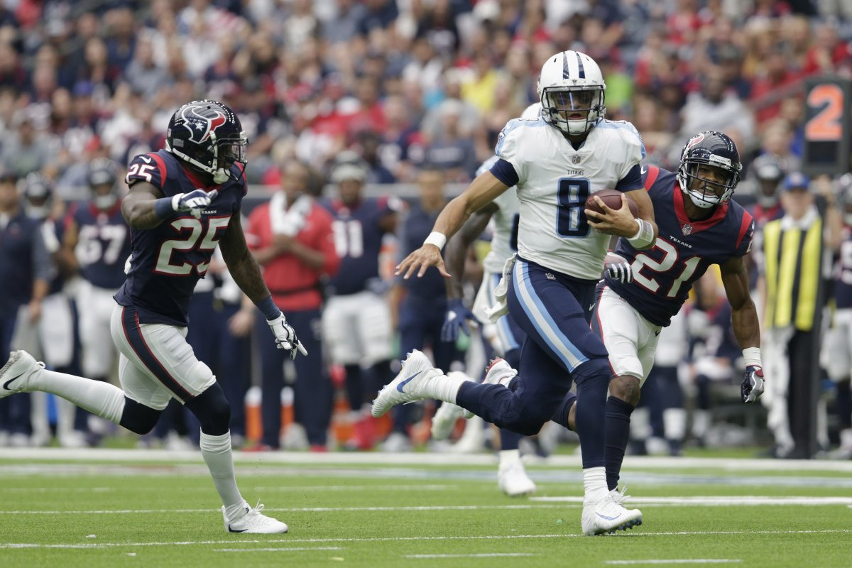 Mike Vrabel's thoughts about the #Titans offense are really exciting. #TitanUp https://t.co/ryIXC4BSe7 https://t.co/qHawSF9Y8H