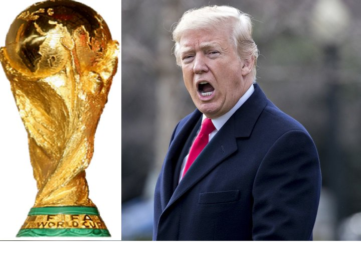 Trump government keeping North American 2026 World Cup bid in uncertainty