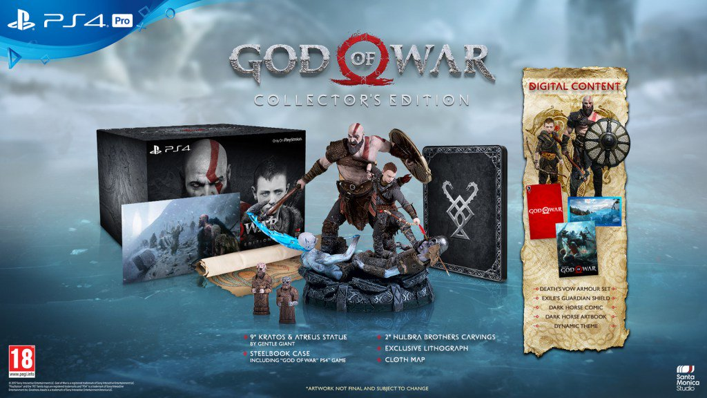 God of War: release date, special editions and a story trailer revealed https://t.co/kZbMJOB44p https://t.co/bbJsG7eYsz