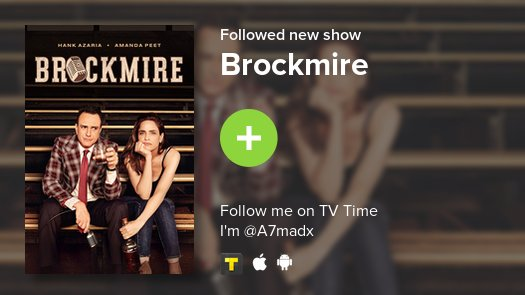 I just added Brockmire to my library! #tvtime https://t.co/Kb3nIBdV5i https://t.co/Ps0skCKHdm