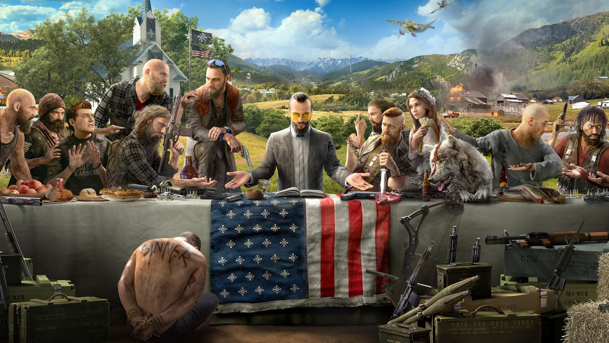Far Cry 5s PC specs are here Take a closer look