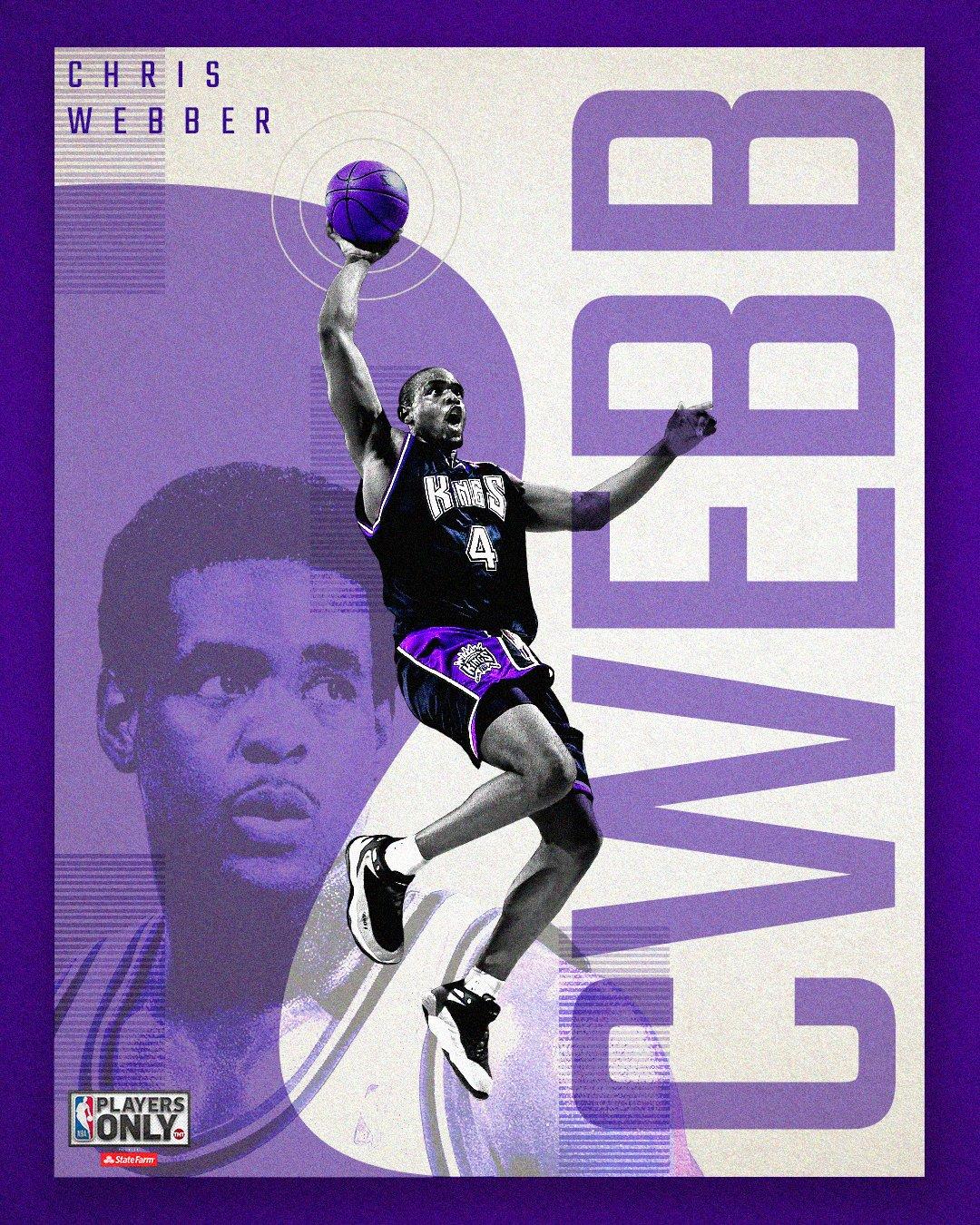 5x @NBA All-Star Chris Webber returns as host of #PlayersOnly TONIGHT on TNT! #CWebb https://t.co/FaBnJmom4K