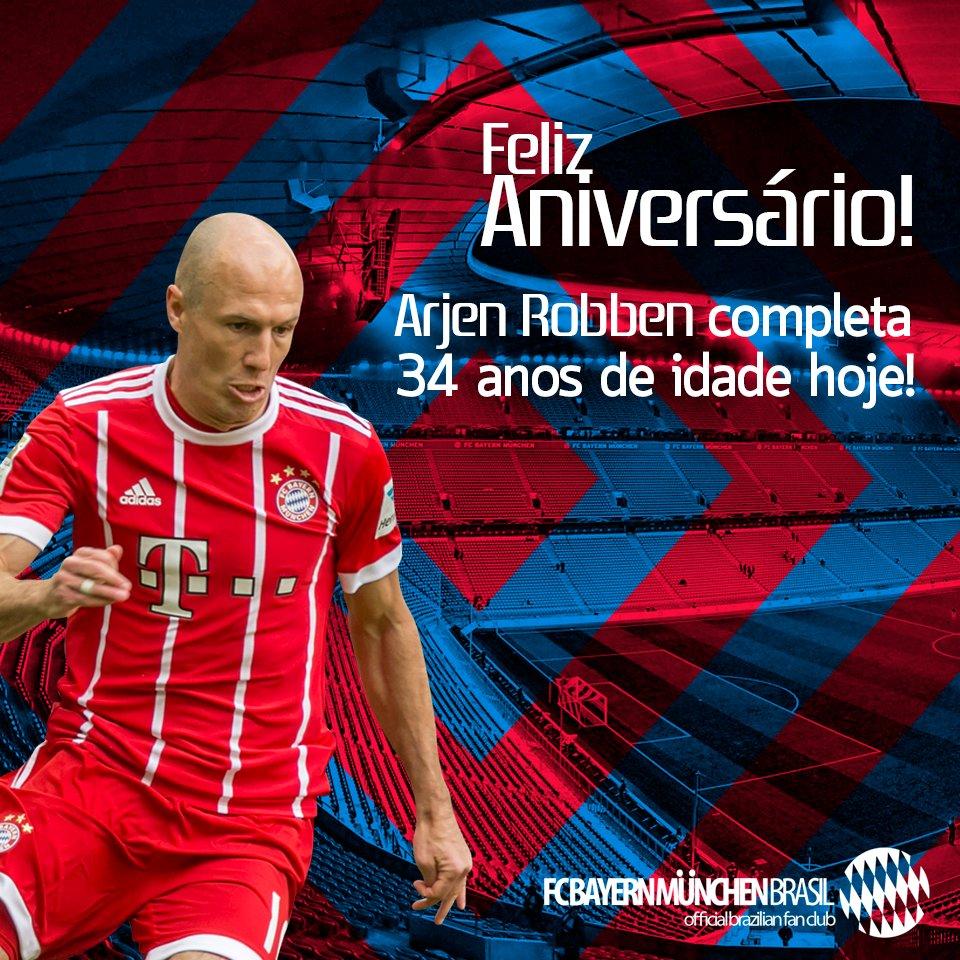"RT @BayernMunchenBR: ""Cortou pra esquerda e...""  Feliz Aniversário, Arjen #Robben! #FCBayern #MiaSanMia https://t.co/q8FvmG6YrW"