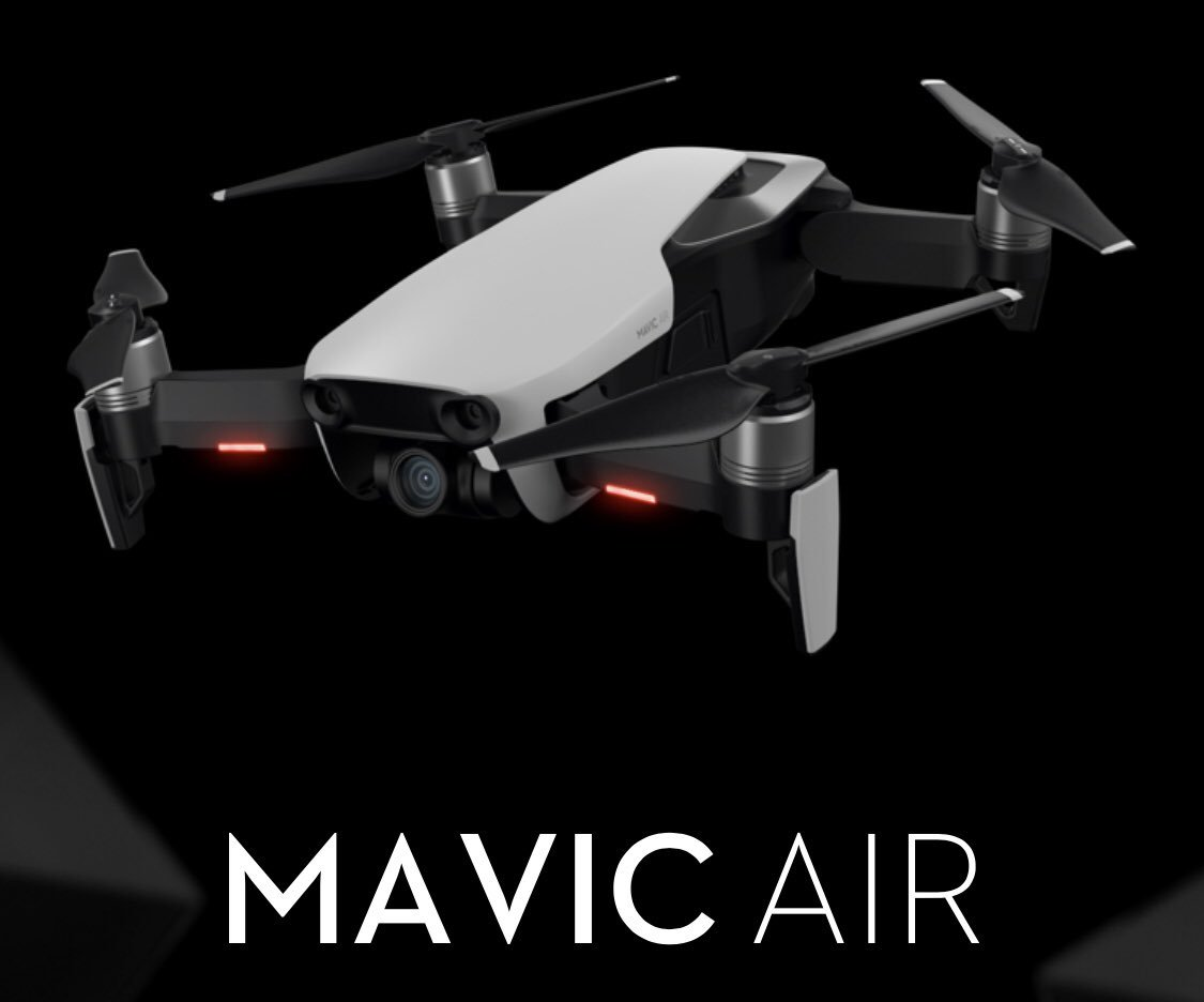 1080p slow mo at 120fps 👏 looking forward to getting my hands on one of these! #MavicAir https://t.co/nOYeJxQodv