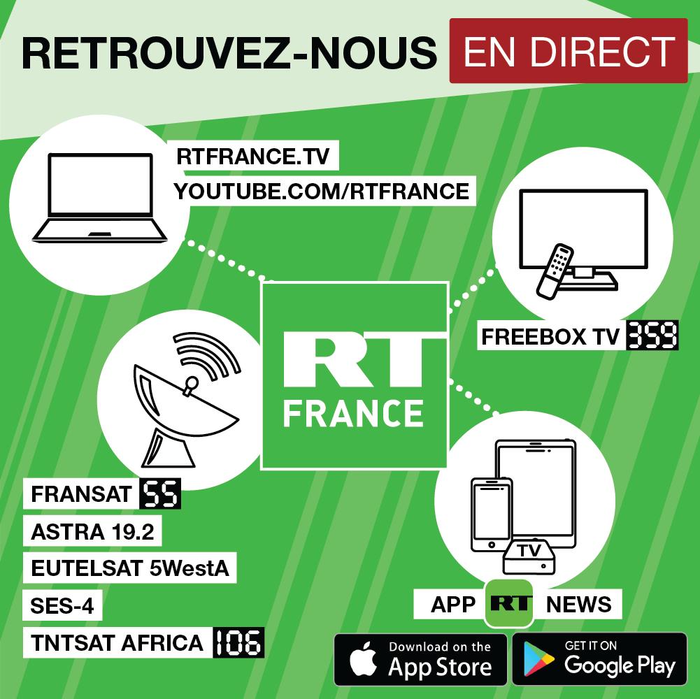 #RTFrance