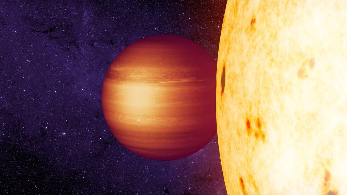 Weird Winds Blow the 'Wrong Way' on Scorching Hot Exoplanet https://t.co/CPTBDOZgoQ https://t.co/ZPSn3afZ2M