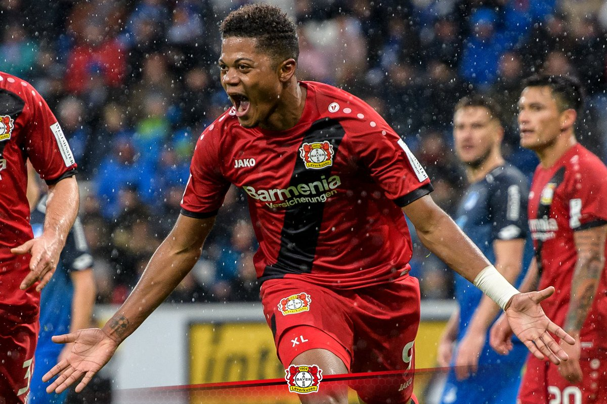 🔥🇯🇲⚽️ Leon Bailey ...he just keeps getting better! https://t.co/QQBkeivQXx