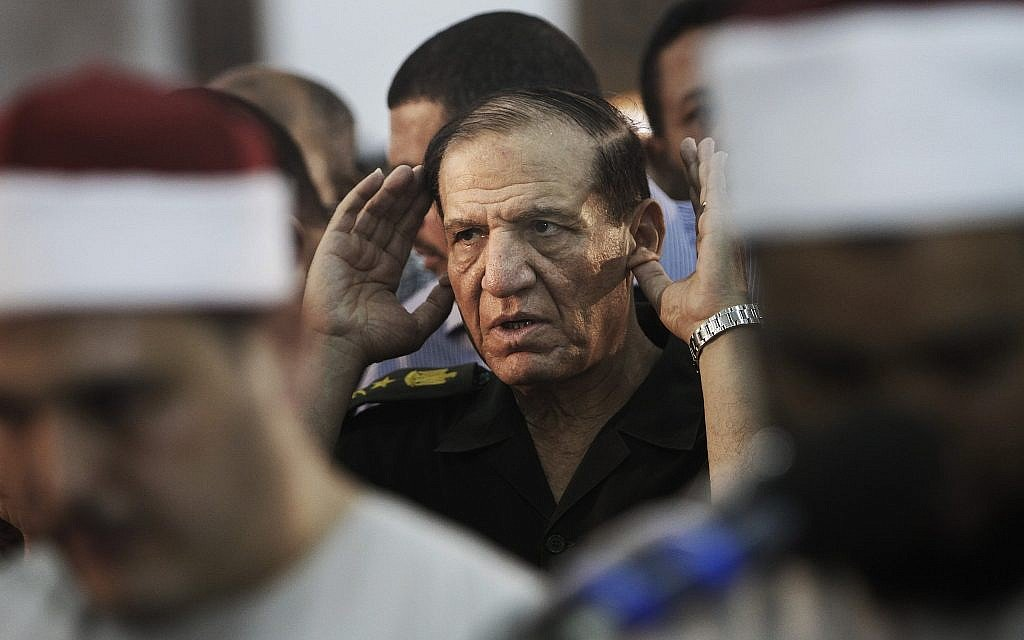 Egypt's military arrests ex-army chief planning Sissi challenge