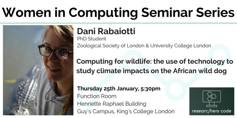 test Twitter Media - How is computing being used to study the impact of climate change on wildlife? Join @DaniRabaiotti this Thursday as part of the Women in Supercomputing Seminar Series at King's College London. Register: https://t.co/7mbJ6JWqbB https://t.co/qiVKf2wJNY