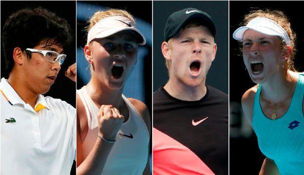 Tennis: de Chung à Mertens, qui sont les nouvelles terreurs du circuit?