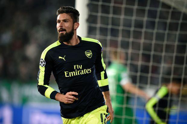Olivier GIROUD says yes to moving to Bundesliga https://t.co/OMqMzXaKVp https://t.co/xwC5xLxbXT