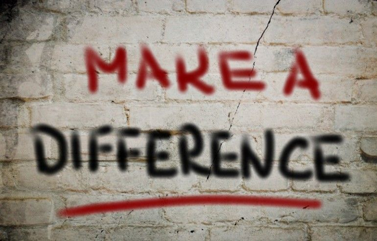 It's easy to make a buck. It's a lot tougher to make a difference. ~ Tom Brokaw https://t.co/dbpkvv8OiL