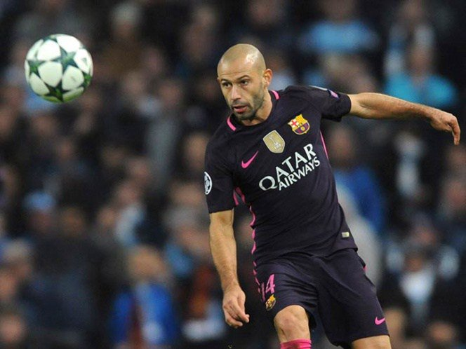 Barcelona despedirá mañana a Mascherano https://t.co/SBJsK9DVuT https://t.co/gPwlKyto4s