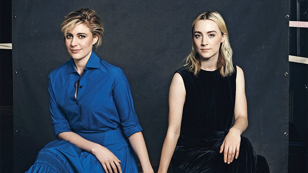 Oscar nominees Greta Gerwig and Saoirse Ronan reveal how they found the voice of