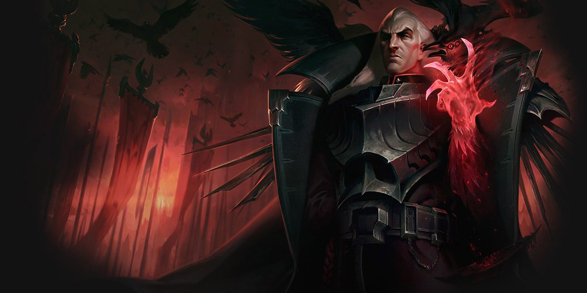 #RiotGames revela todo el kit de habilidades del rework de #Swain de #LeagueOfLegends https://t.co/FvBwwvoZeu https://t.co/1iyilDHer0