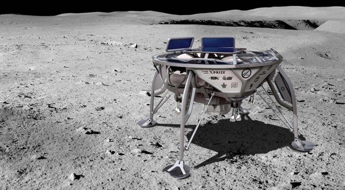 Ex-Prize: Google's $30 Million Moon Race Ends with No Winner https://t.co/TXZ4tmZ5tV https://t.co/Lw3TucxH3t