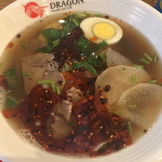 This is my favorite REAL traditional Chinese ramen 🍜#EJ18 https://t.co/GtYMXpFNoF