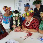 "Cook Islands ""mamas"" team up with NZ fashion designer"