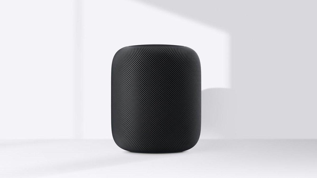 After brief delay, Apple HomePod smart speaker to arrive Feb. 9