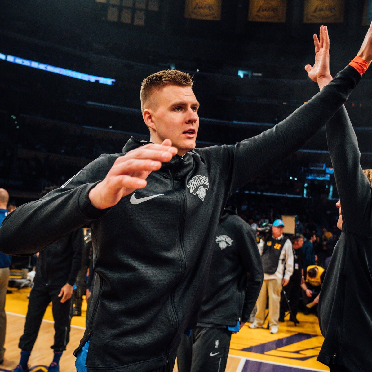 RT @kporzee: Just a kid from Latvia... https://t.co/NTQLIQN9JT