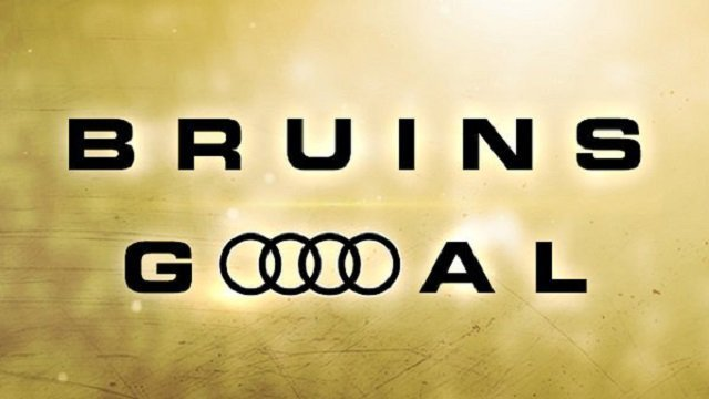 GOAL! Riley Nash puts the Bruins on the board! @Audi https://t.co/jCb9q6f3im https://t.co/ci5JptmcDj