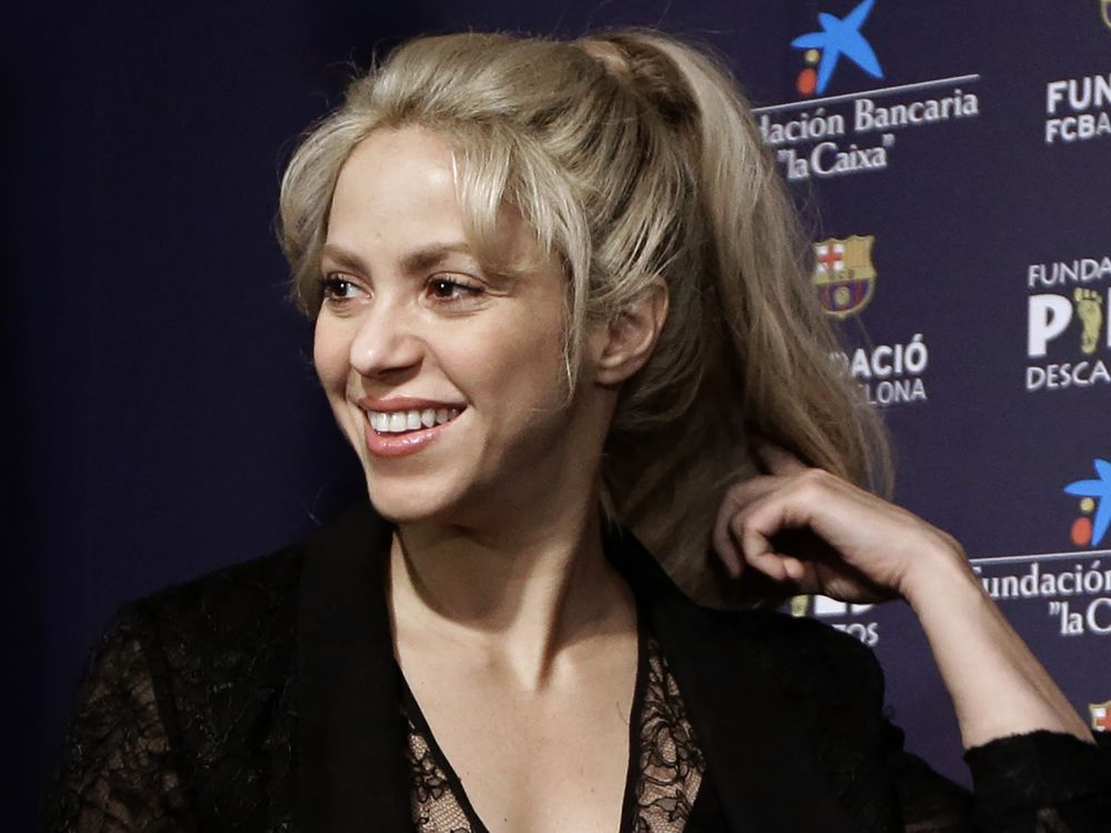 Spain launches evasion probe of singer Shakira's taxes