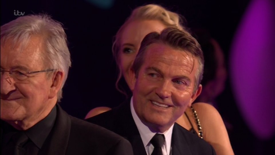 National Television Awards viewers in hysterics as Bradley Walsh sneaks onto the stage as This Morning win best daytime show
