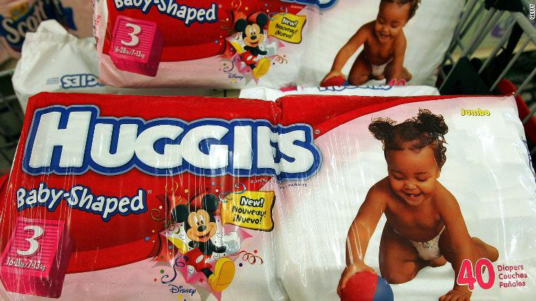 The maker of Huggies and Kleenex is cutting up to 5,500 jobs and closing factories