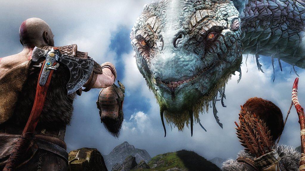 God of War XX. IV. MMXVIII https://t.co/gUVVIz9mdy