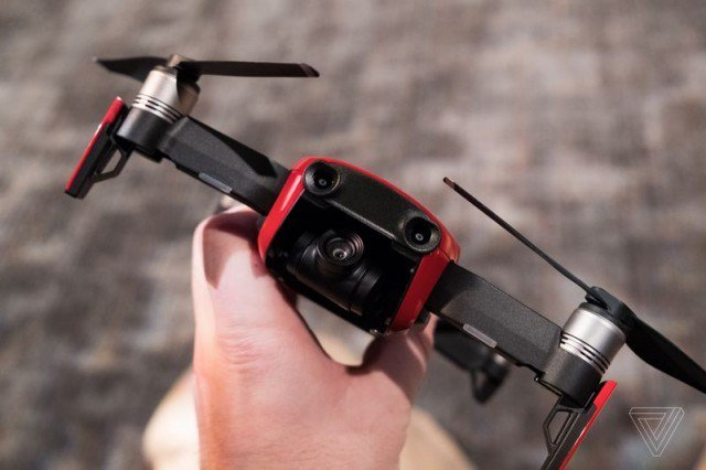 Γνωρίστε το Mavic Air, το νέο 4k drone της DJI με κόστος $799 https://t.co/RL9MKZuZnT https://t.co/Kow8VDgumi