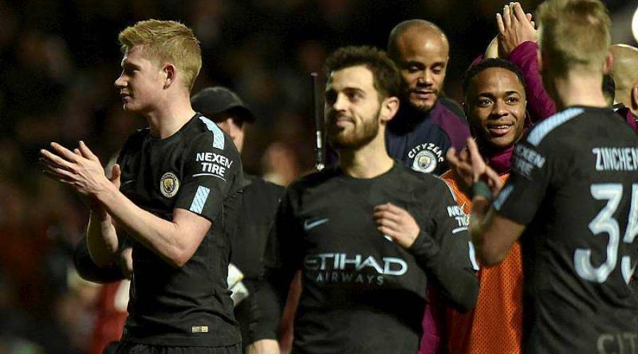 Football. Manchester City en finale de la Coupe de la Ligue anglaise