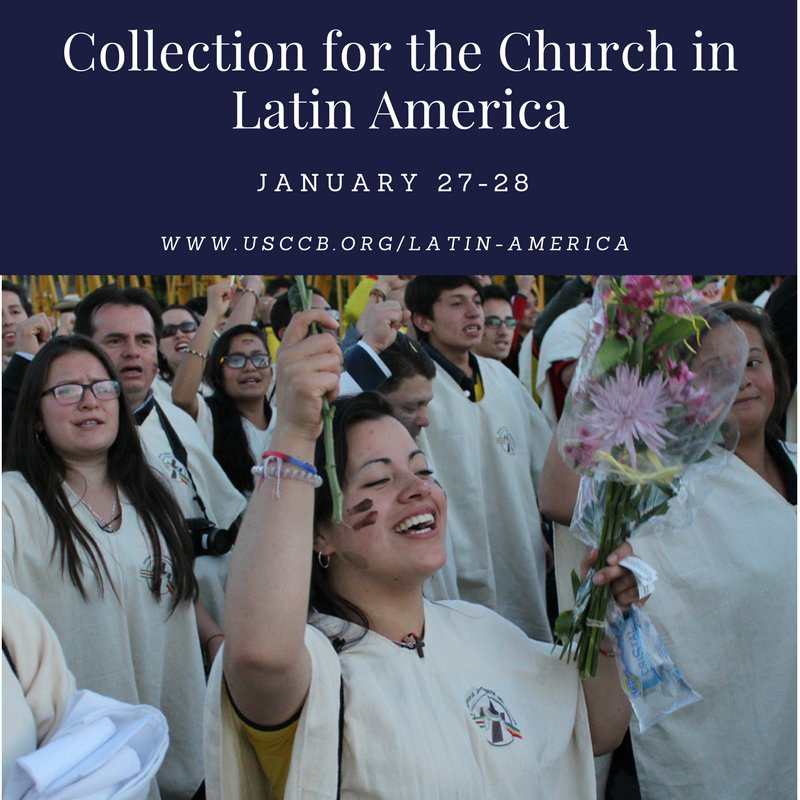 test Twitter Media - Help #ShareYourFaith and spread the gospel message in more than 20 countries in Latin America and the Caribbean. Support the collection for the Church in Latin America! #1church1mission  https://t.co/yIkK8i6brK https://t.co/pHgNZp0G9r