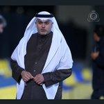 RT : جمهور #النصر بصوت واحد يقول كلنا #معك...