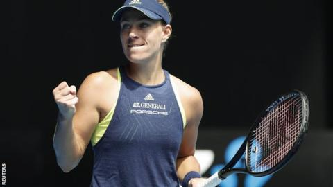 Australian Open 2018: Angelique Kerber thrashes Madison Keys to reach semis https://t.co/w9HbUnzcFU https://t.co/QQVojYnJCJ