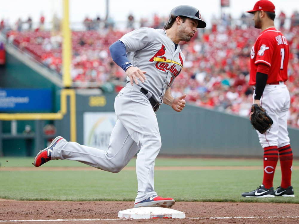 New Blue Jays outfielder Grichuk expects to be a hit in AL East